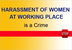 harassment of women