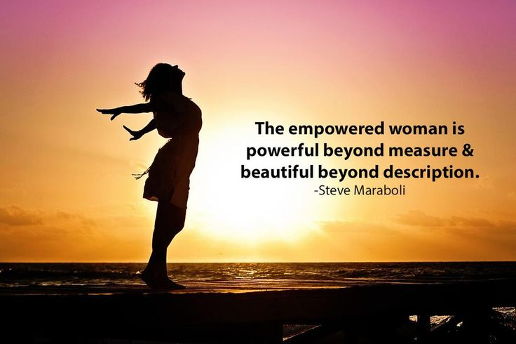 empowered woman quote