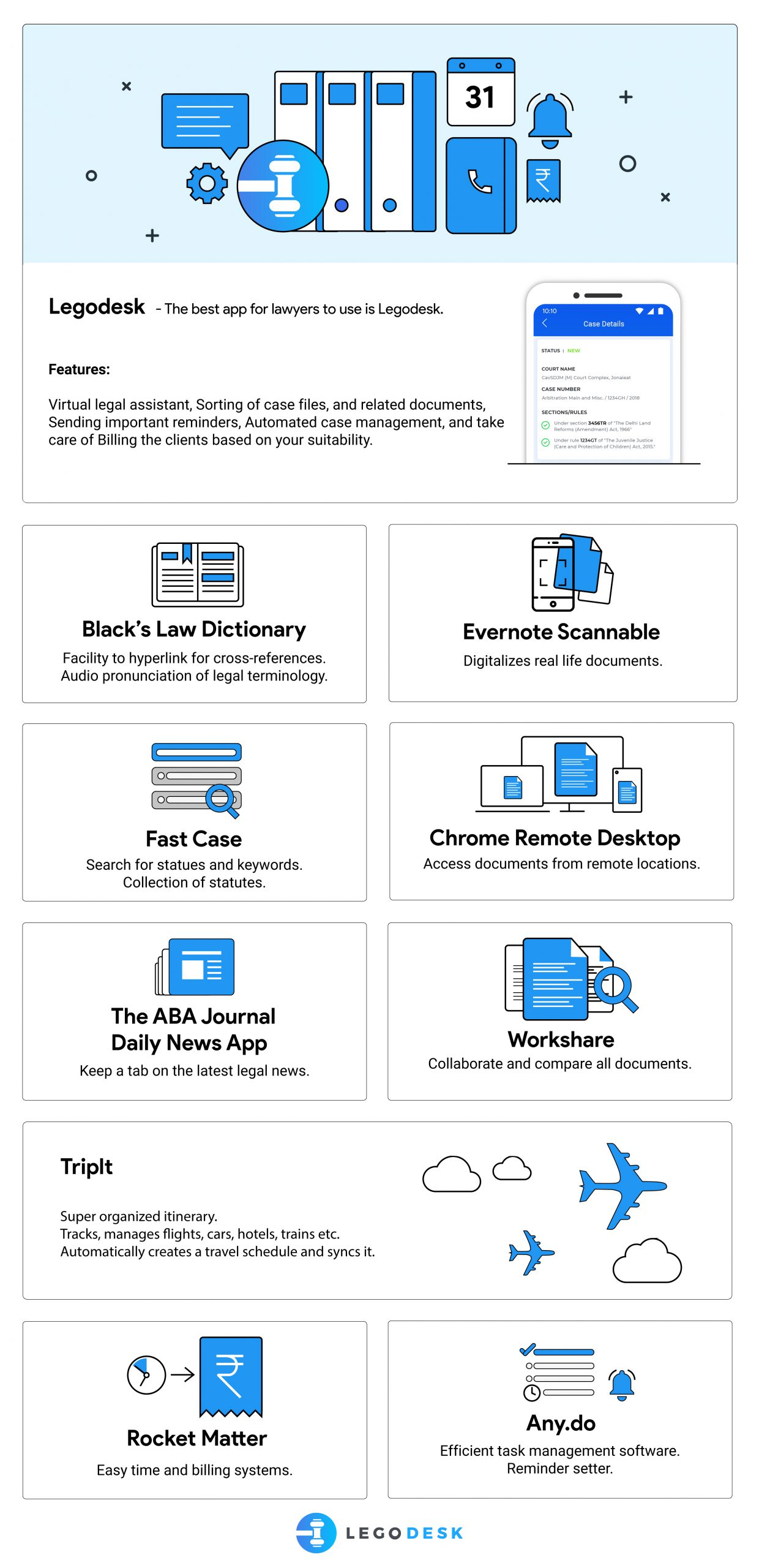 apps for lawyers