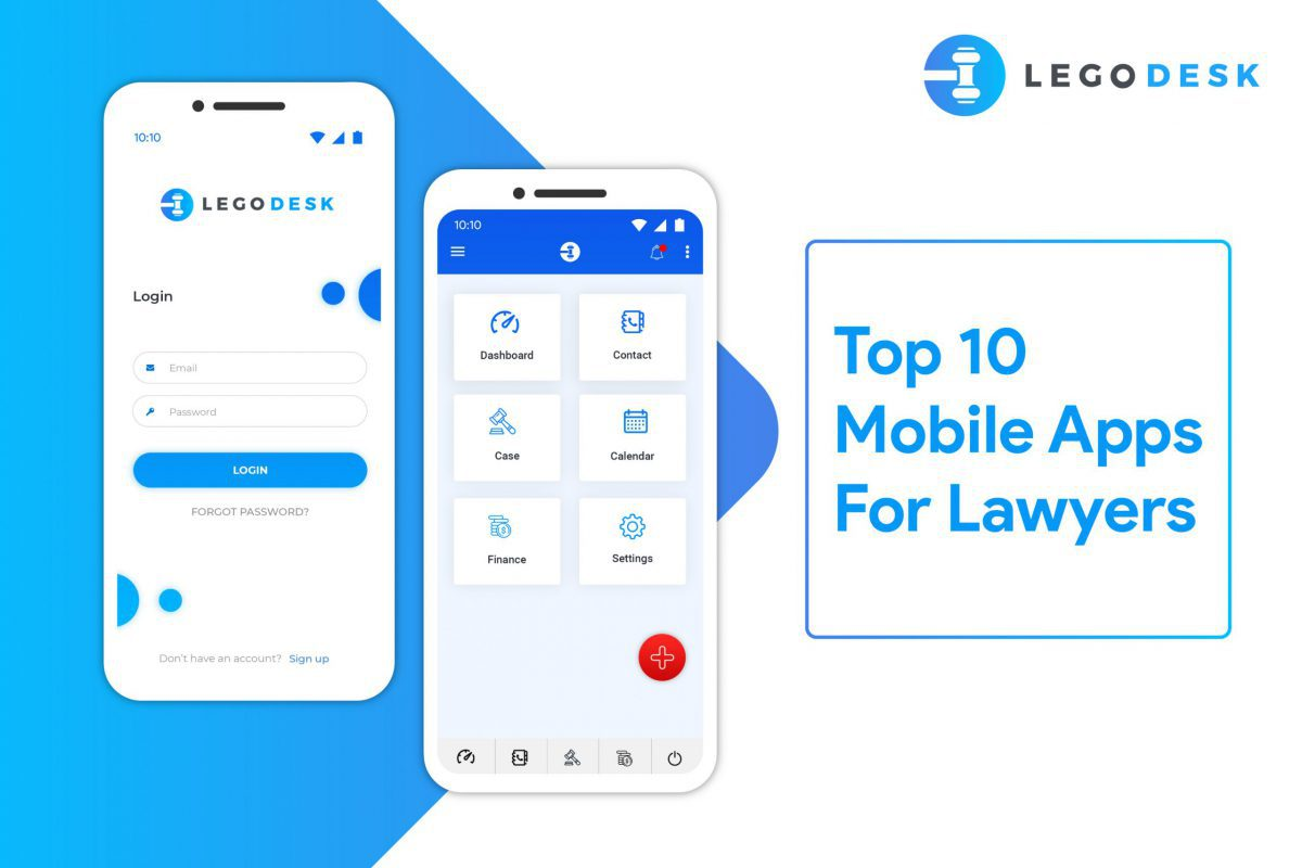 Top 10 Mobile Applications Every Lawyer Should Have