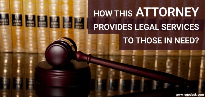 What are the kinds of legal services that attorneys provide?