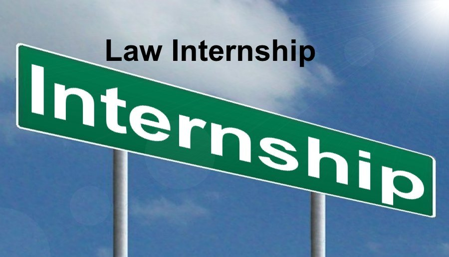 How to Structure Internship Plan for a Law Student?