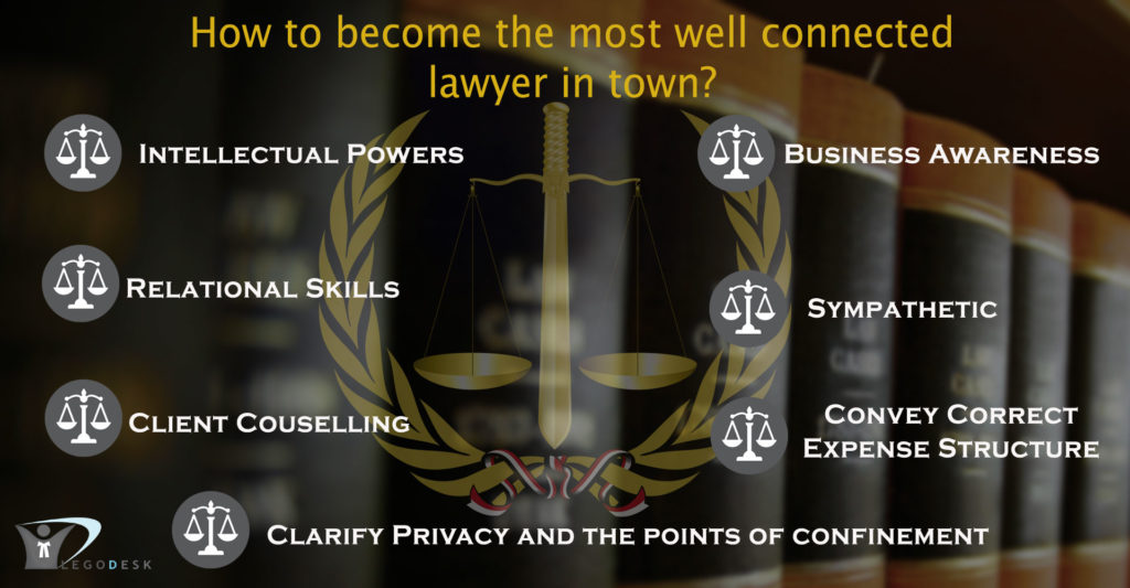 connected lawyers