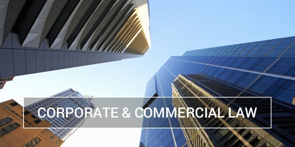 Know About Difference Between Corporate and Commercial Law