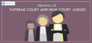 removal of high court judges in india