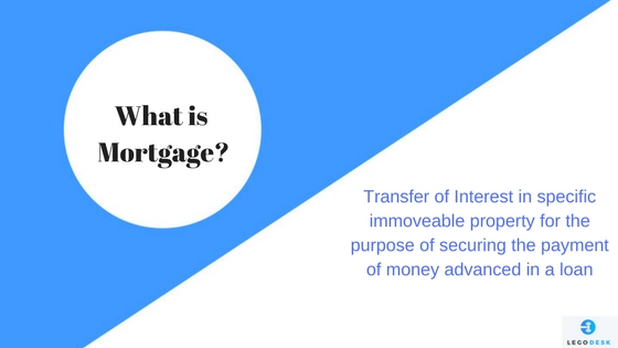 Mortgage: A Short Note