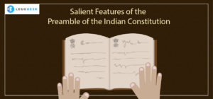 short note on preamble of indian constitution