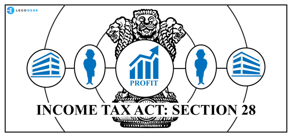 Section 28 of income tax act