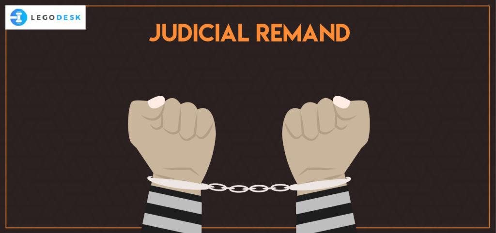 judicial remand