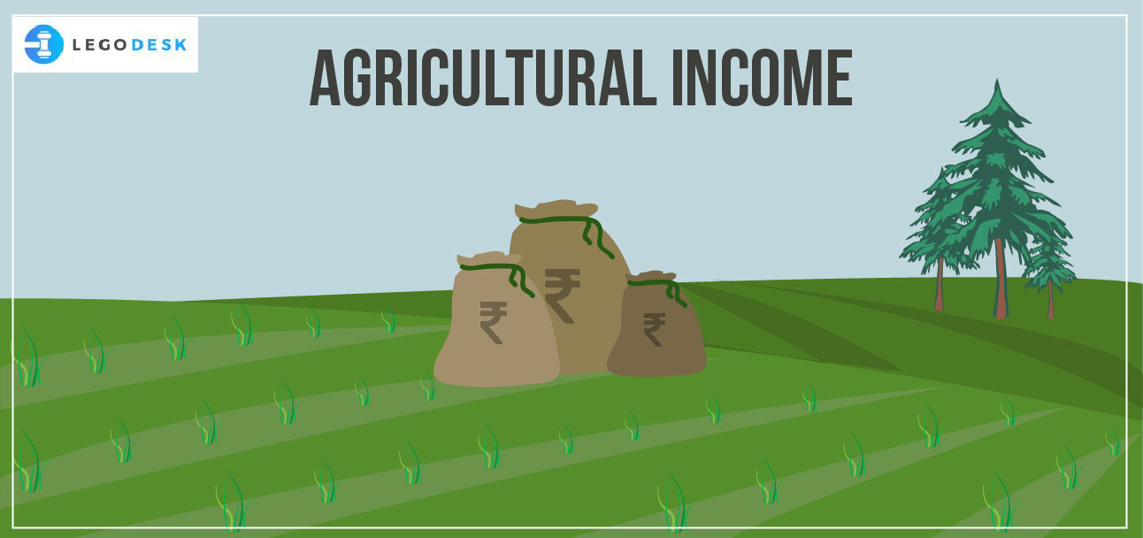 What is Agricultural Income?