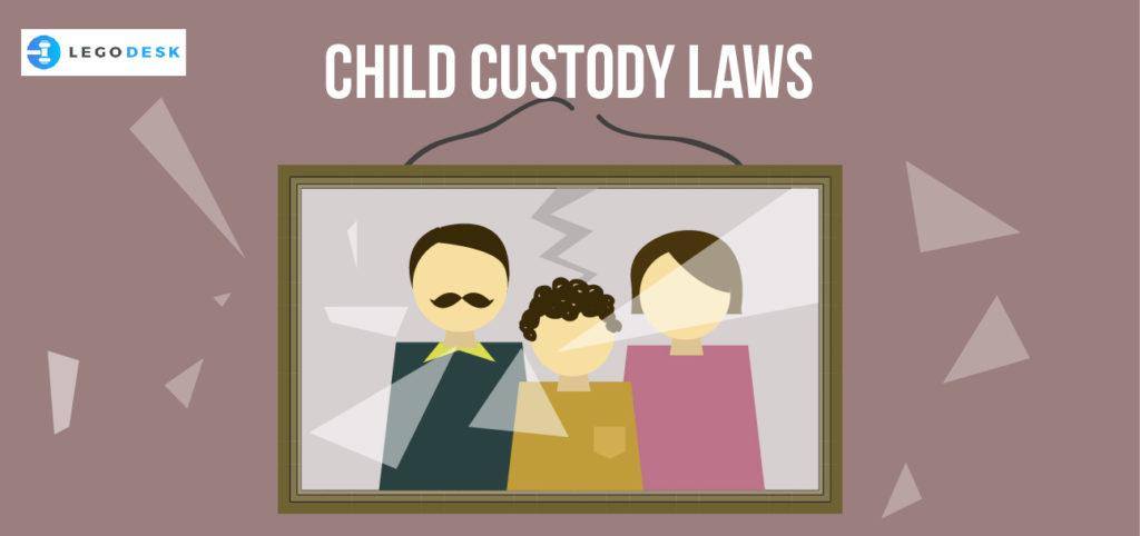 child custody laws in india
