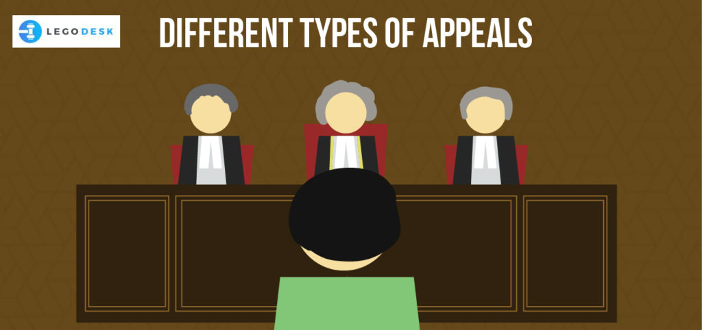 types of appeals in indian court