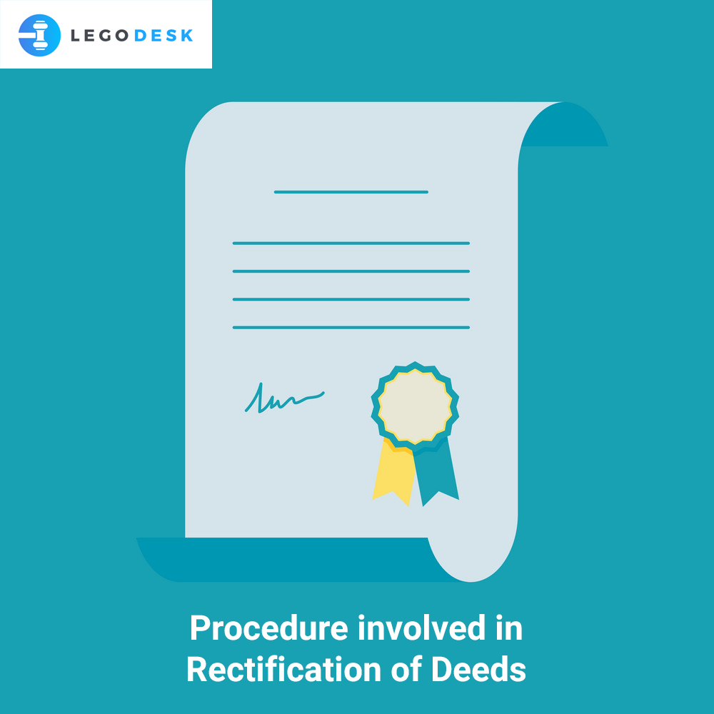 rectification deed format