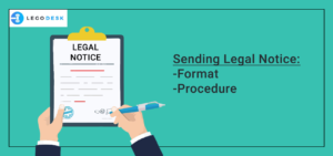 Sending a Legal Notice