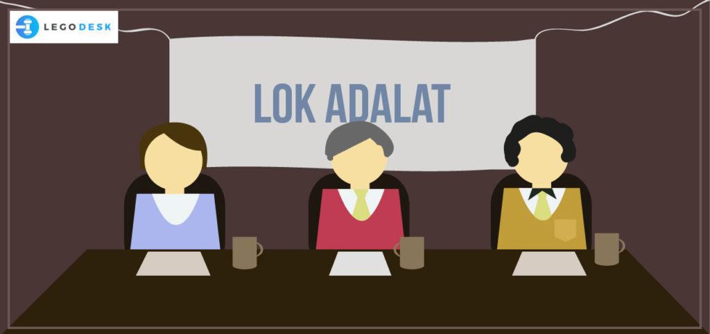 functions of lok adalat