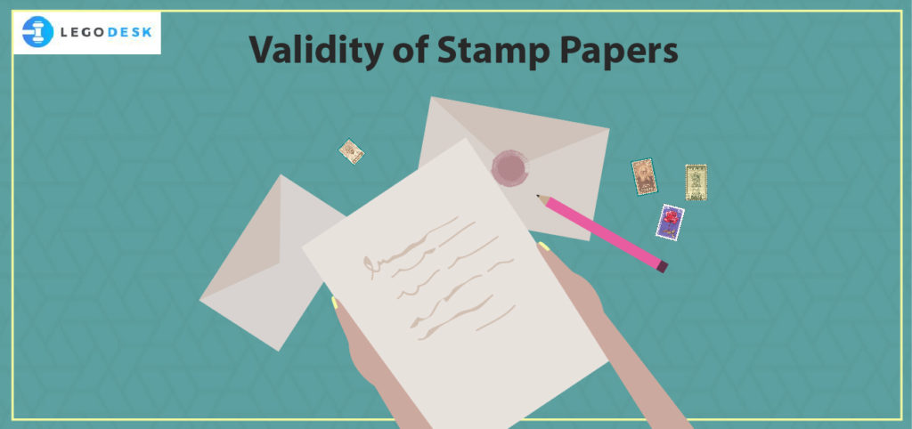 what is the validity of stamp papers
