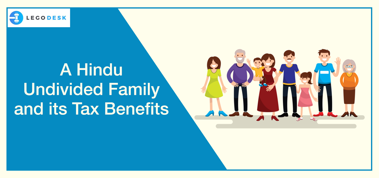 Hindu Undivided Family and its Tax Benefits