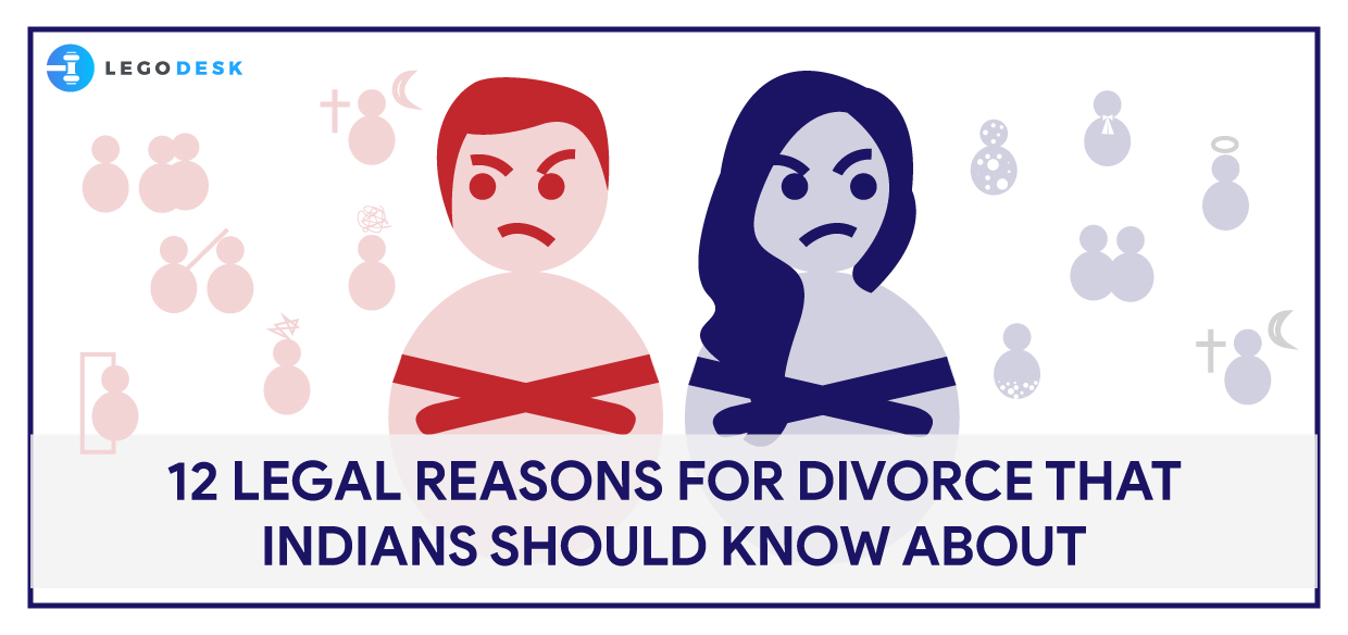 12 Legal Reasons For Divorce That Indians Should Know About