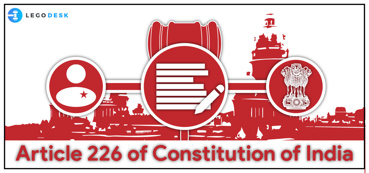 Article 226 of Indian Constitution
