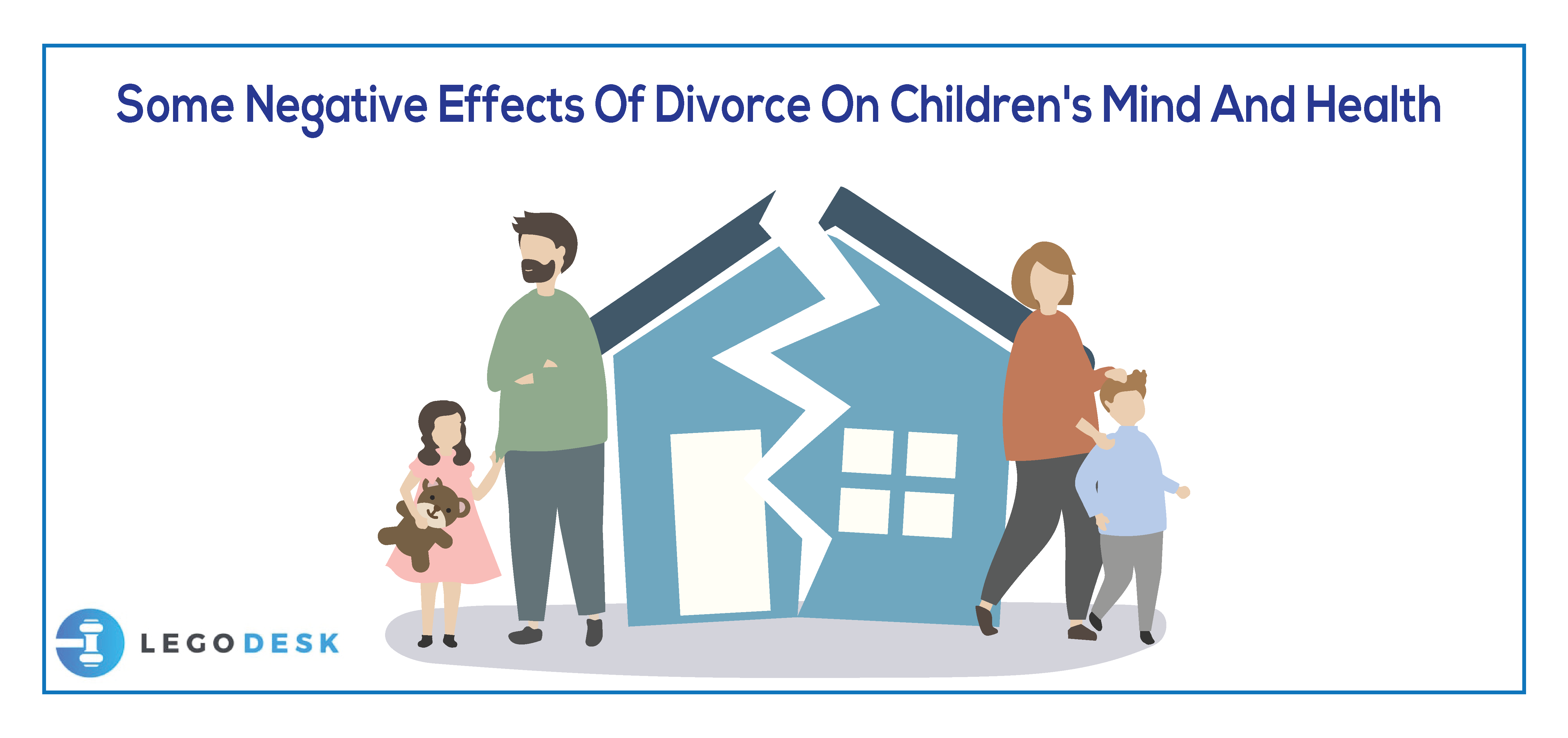 Negative Effects Of Divorce On Children's Mind And Health