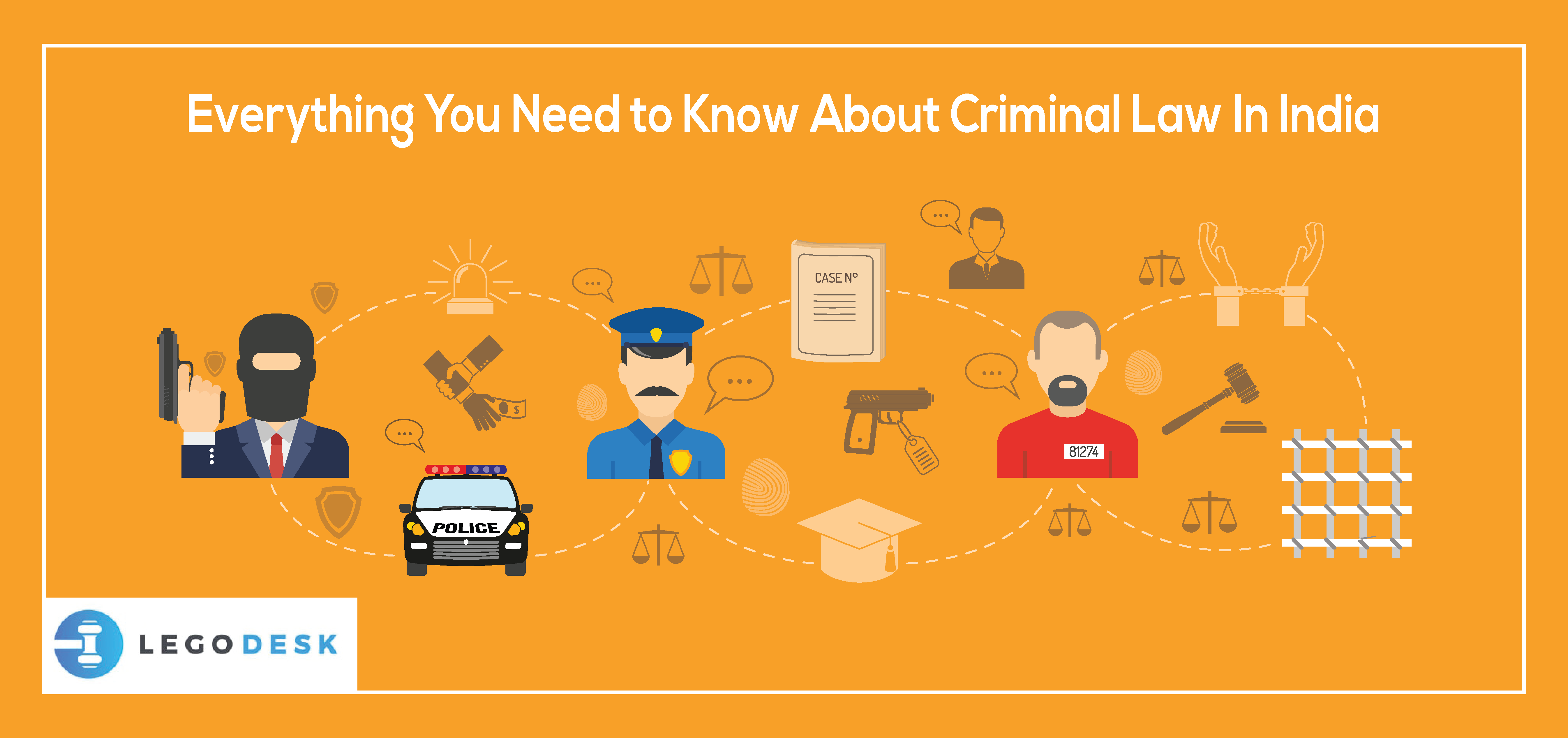Everything You Need to Know About Criminal Law In India