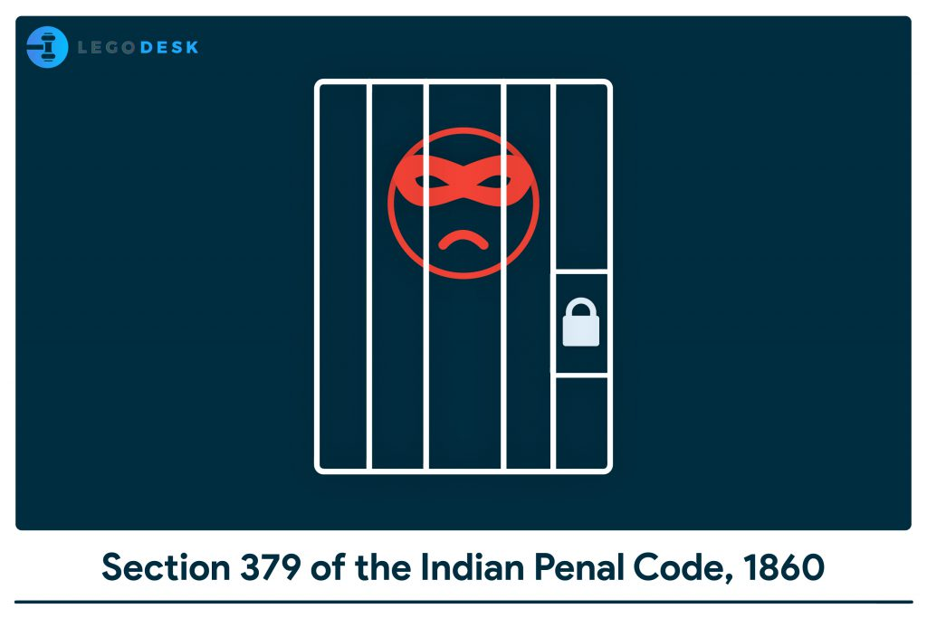 Section 379 of the Indian Penal Code, 1860