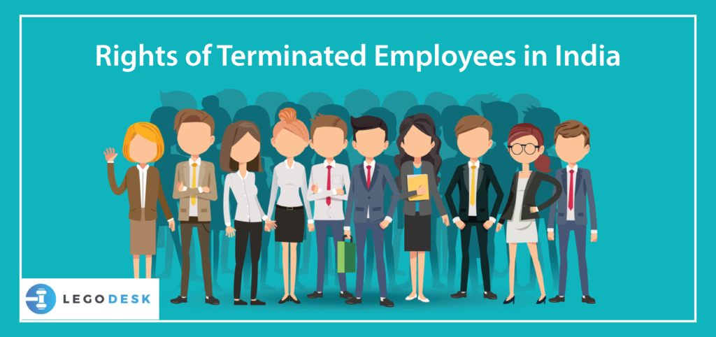 Rights of Terminated Employees