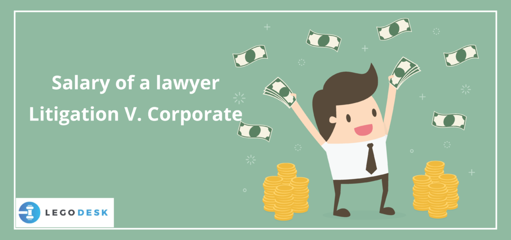 Salary of a lawyer