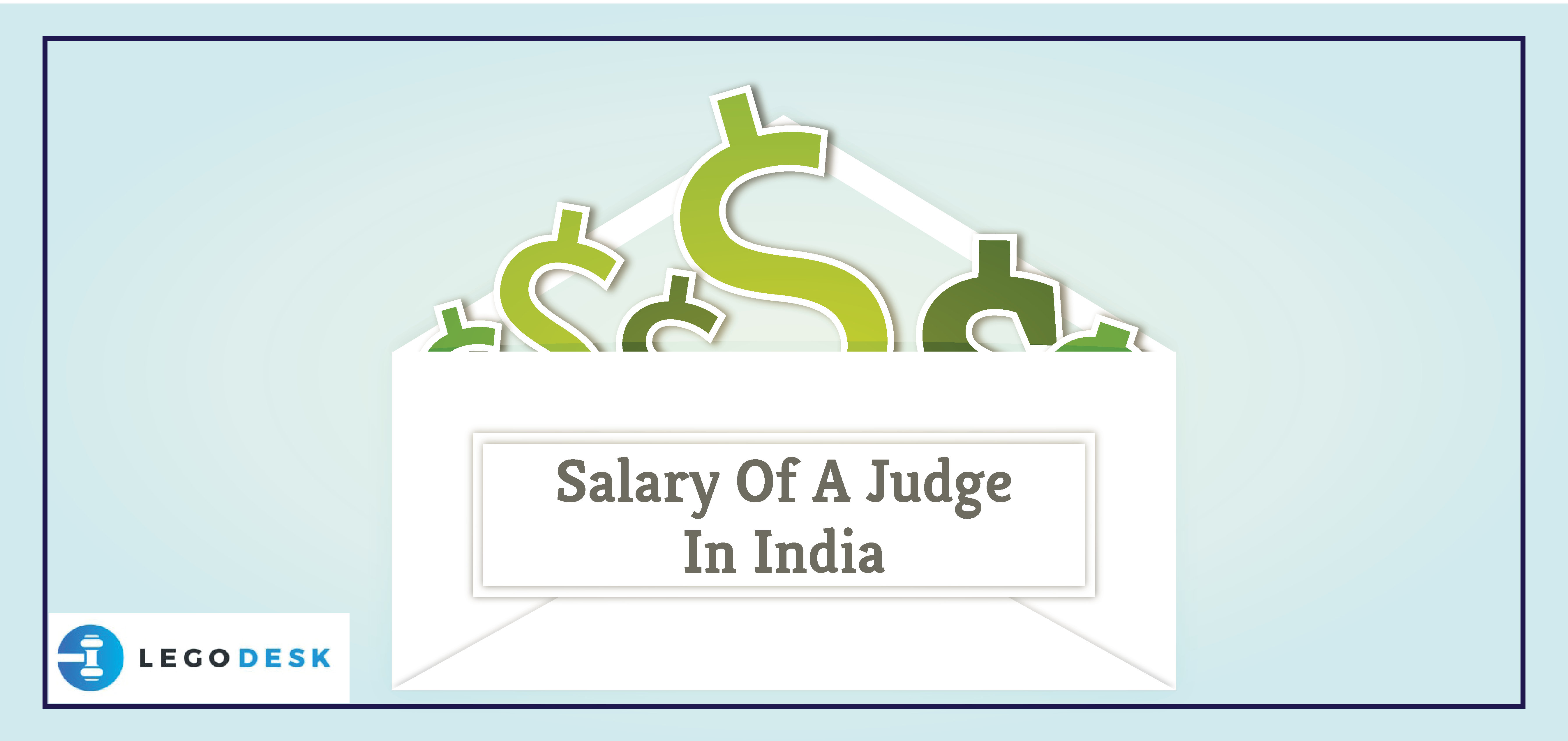 Salary of Judges In India