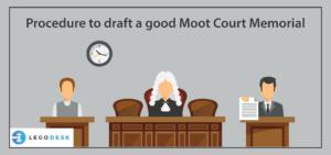 moot court procedure
