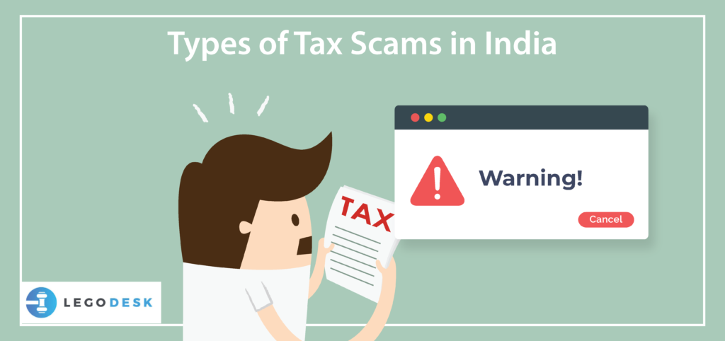 tax scams in India