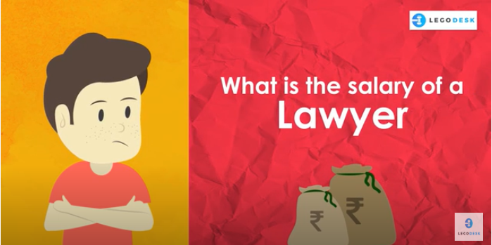 Salary of Litigation Lawyers in India