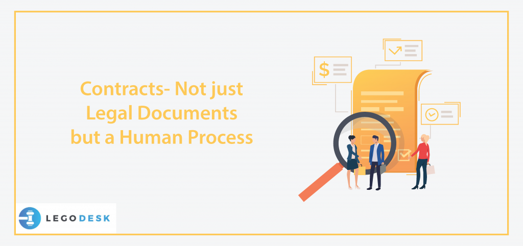 Contracts- Not just Legal Documents but a Human Process