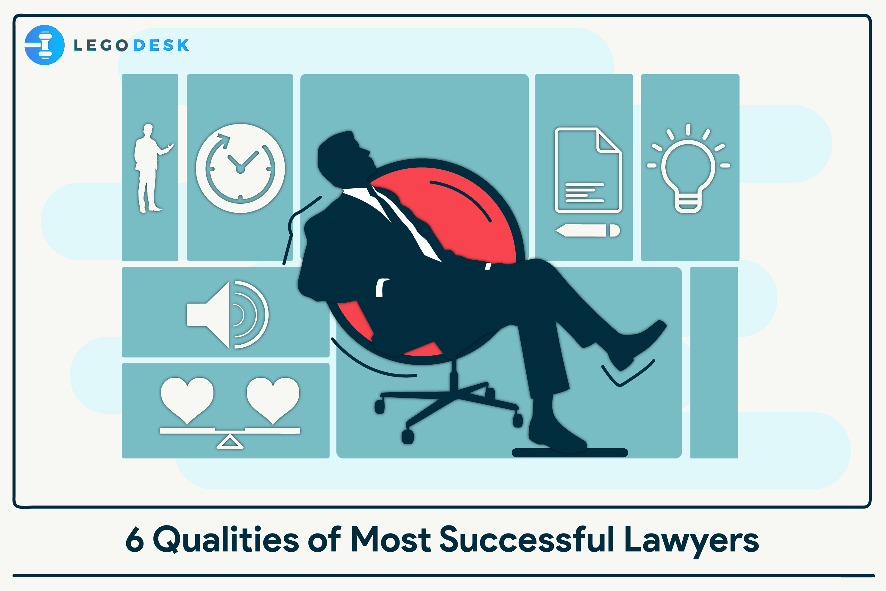 6 qualities of most successful lawyers