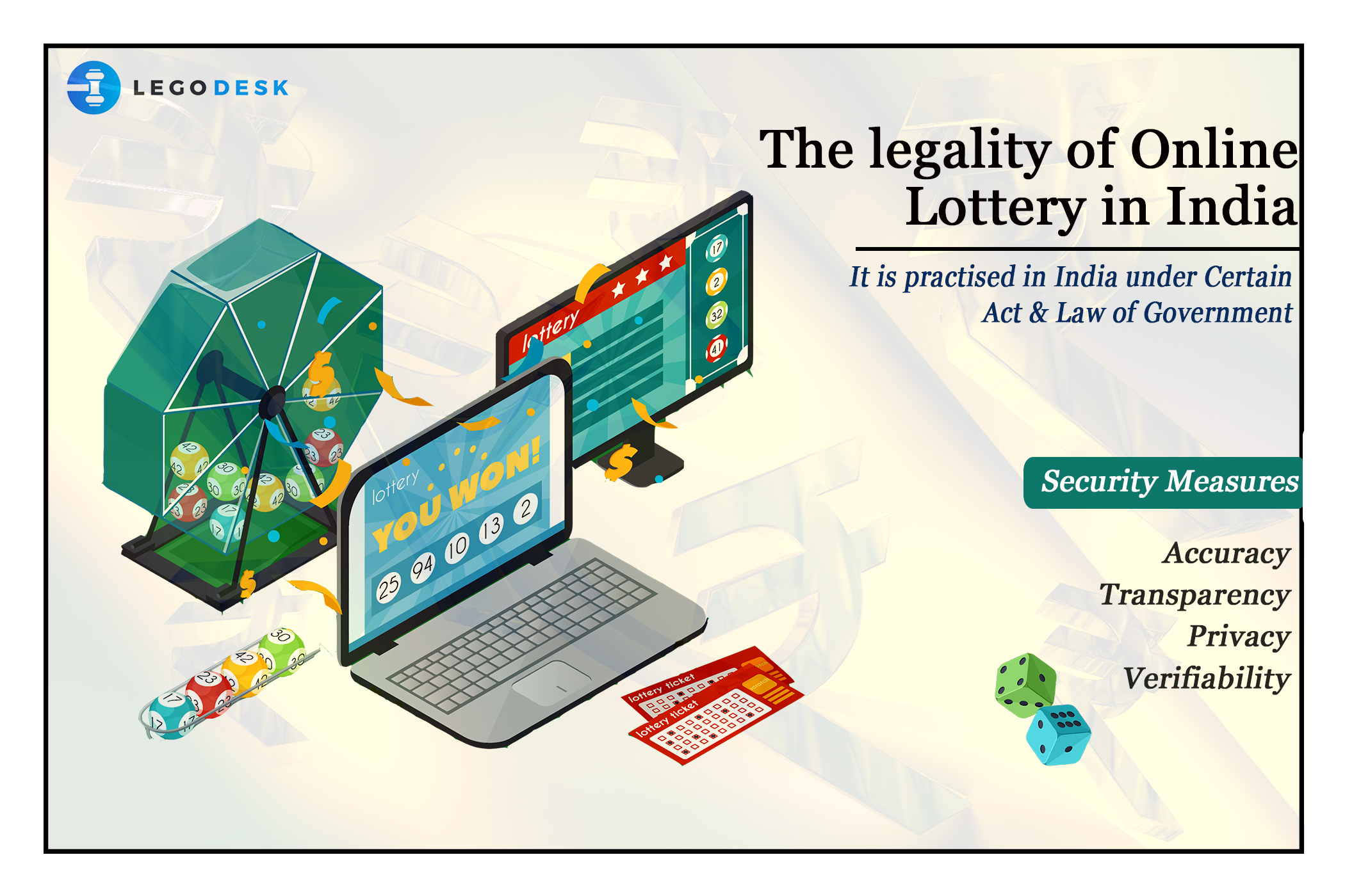 Is Online Lottery Legal in India? Let us Find out