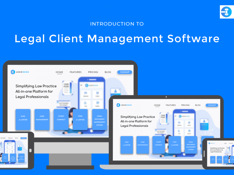 Introduction to Legal Client Management Software