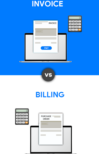 Difference Between Billing and Invoice